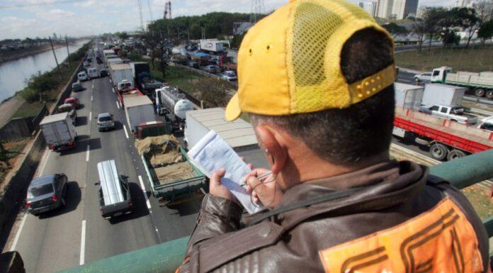 nova lei obriga identificar agente de transito